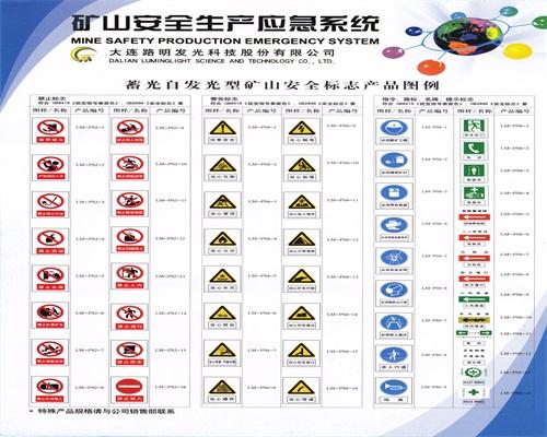 浙江矿用标识